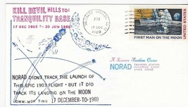 KILL DEVIL HILLS TO TRANQUILITY BASE COLORADO SPRINGS 12/19/1969 NICHOL ... - $2.68