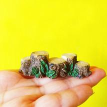 1 Pcs/root bridges/fairy garden gnome/moss terrarium home - $11.95