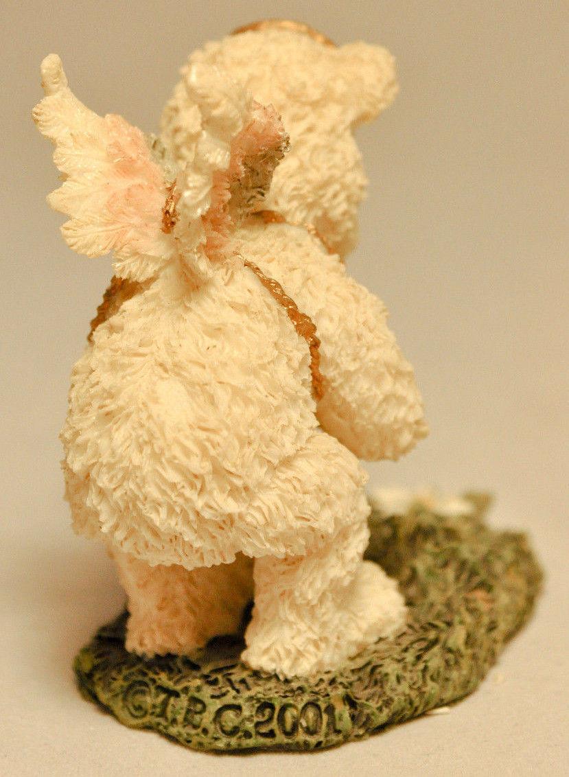 Boyds Bears & Friends: Petals - Style 24152 - Li'l Wings - Angel Bears image 4