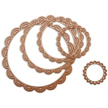 Spellbinders Nestabilities Lacy Circles Die Set #S4-293 image 2