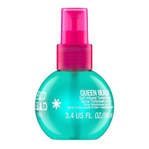 TIGI Bed Head Queen Beach Salt Infused Texture Spray 3.4oz - $25.00