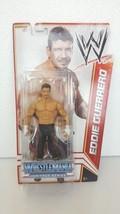 WWE Action Figure Eddie Guerrero Superstar #21 Wrestle Mania Heritage Se... - $28.50