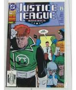 Justice League America #53 (DC 1991) - C4981 - $1.99