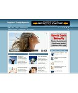 Hypnosis Happiness Niche Blog Wordpress Ready Made Website - $5.99