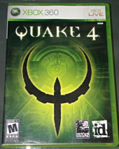 XBOX 360 - QUAKE 4 (Complete with Instructions) - $6.75