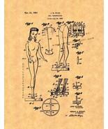 Barbie Doll Patent Print - $7.95 - $32.95