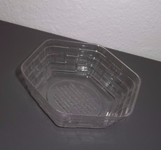 "Longaberger 8"" Generations Basket Regular Plastic Protector Only New - $10.84"