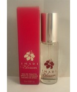 NEW IN BOX DISCONTINUED purse size Avon Imari Blossom eau de toilete .5o... - $21.77