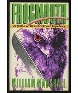 Frogmouth (Yellowthread Street Mysteries) Marshall, William Leonard - $217,96 MXN