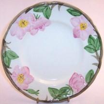 Vintage Franciscan Desert Rose Salad Dessert Plate, England - $4.99