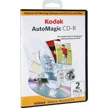 Kodak AUTOMAGIC CD-R Burning Software NIC - $19.99