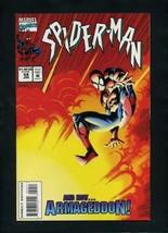 Spider-Man 59 Newsstand 1995 Marvel Crossfire p2 Comic Book - $5.92