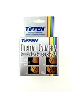 Tiffen 37mm Close-up Digital Camera Filter Set with +1 +2 +4 Macro Lense... - $37.36