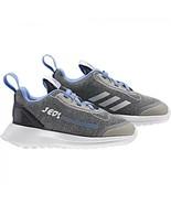 new adidas Kids RapidaRun STAR WARS Shoes toddler boy sz 6K eur 22 gray ... - $39.50