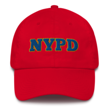 nypd yankees hat / nypd yankees / Cotton Cap image 6