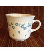 CORNING WARE ~ Corelle ® Forget Me Not Pattern - 8oz Coffee / Tea Cup - $1.49
