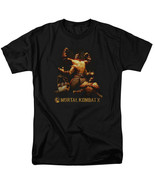 Mortal Kombat X Goro T Shirt Licensed Comic Book Video Game Tee Black - $17.99+