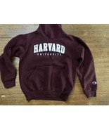 harvard university hoodie Youth size 8 Champion Brand - $19.00
