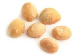 Macadamia Nuts Raw Halves - 5 Lbs - $163.35