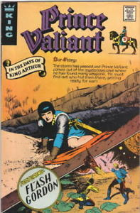 Primary image for Prince Valiant Comic Book #R-08 King Comics Reading Libraries 1973 VERY FINE-