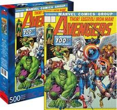 Marvel The Avengers Cover 500 pieces puzzle Aquarius