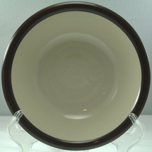 Sango Simplicity Brown 366 Cereal Soup Bowl - $12.86