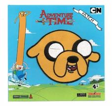 Adventure Time Jake Head Patch - $4.67