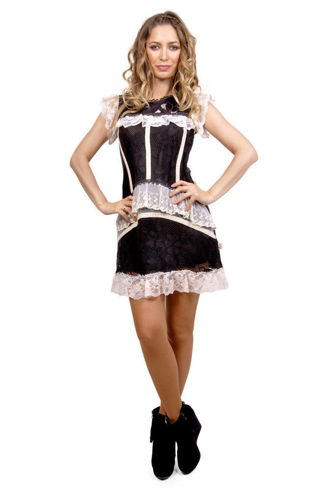 Savage Culture: Sweet Lullaby Lois Dress - $98.00
