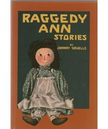 Raggedy Ann Stories by Johnny Gruelle Hardcover with Dustjacket Dolls - $14.84