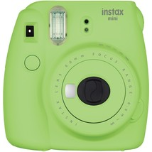 Fujifilm Instax Mini 9 Instant Camera (lime Green) FDC16550655 - $86.38