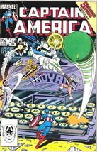 Captain America Comic Book #314 Marvel Comics 1986 VERY FINE NEW UNREAD - $2.25