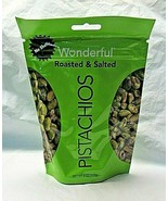 1 Bag of Wonderful Roasted & Salted Pistachios No Shells 6 Oz BBD 10/5/2021 - $9.99