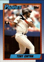1990 Topps #730 Tony Gwynn -Baseball Card San Diego Padres - NM/MT - $0.40