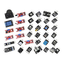 45 Different Sensor Modules DIY Starter Kit for Arduino Electronics Lear... - $34.95