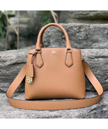 Tory Burch Robinson Small Triple-Compartment Leather Tote - $442.00