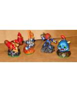 Skylander 4 Loose Figures - $9.75