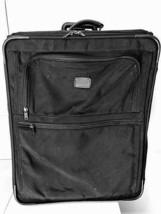"""26"""" Black Tumi Wheeled Upright Suitcase - $370.00"""