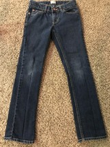 Girls The Childrens Place Skinny Stretch Jeans Sz 8 - $5.95