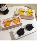 MS 2020 New Brand Designer Sunglasses Women's Oversized Female Sun glass... - $74.40+