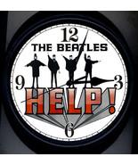 Beatles HELP Wall Clock - $22.95