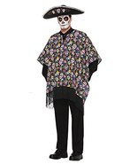 Day of the Dead Skull Candy Serape - $11.97