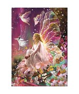 5D diy Diamond Painting Cartiin Full Embroidery Butterfly Elves Pattern ... - $11.00+