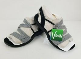 Skechers Women's Reggae Slim Skech Appeal Black/White Sandals Size 7 NEW... - $29.69