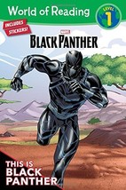 World of Reading: Black Panther: This is Black Panther Level 1 - $6.11
