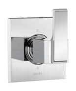 Delta T11967 Ara 6-Setting 3-Port Diverter Trim Only, Chrome - $60.00