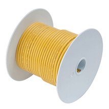 Ancor Yellow 4 AWG Tinned Copper Battery Cable - 50' - $86.45