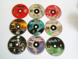 10 PlayStation Spiele Disc nur Need For Speed 3, Underground 4.2 Wie ist... - $19.85