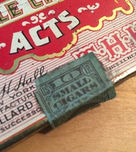 Vintage Between the Acts little cigars tin packaging image 4