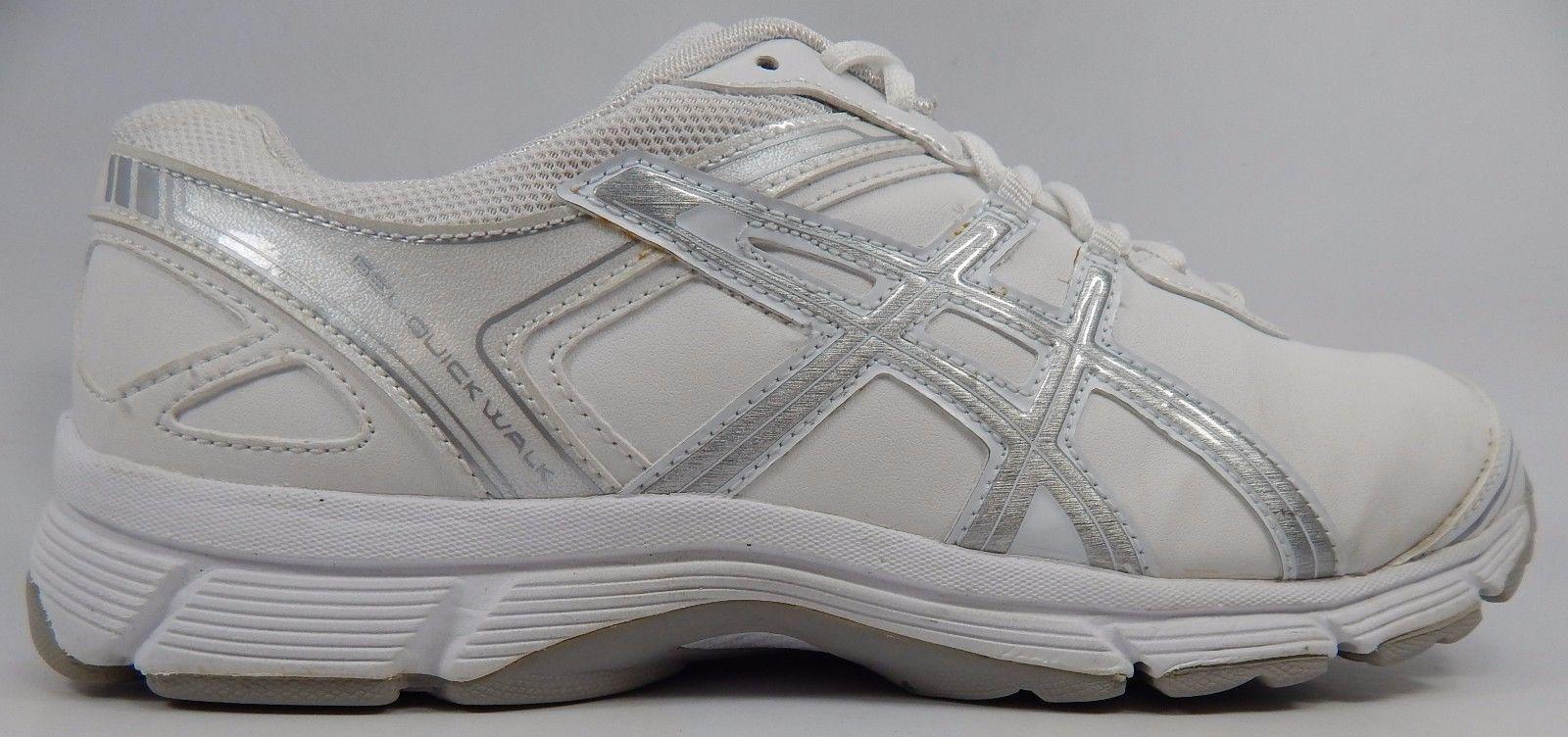 Asics Gel Quick Walk 2 Women's Walking Shoes Size US 9 M (B) EU 40.5 White Q472Y