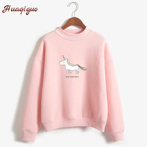 Women Hoodies Female Long Sleeve Fleece Turtleneck Sweatshirt 2017 Autumn Winter image 1